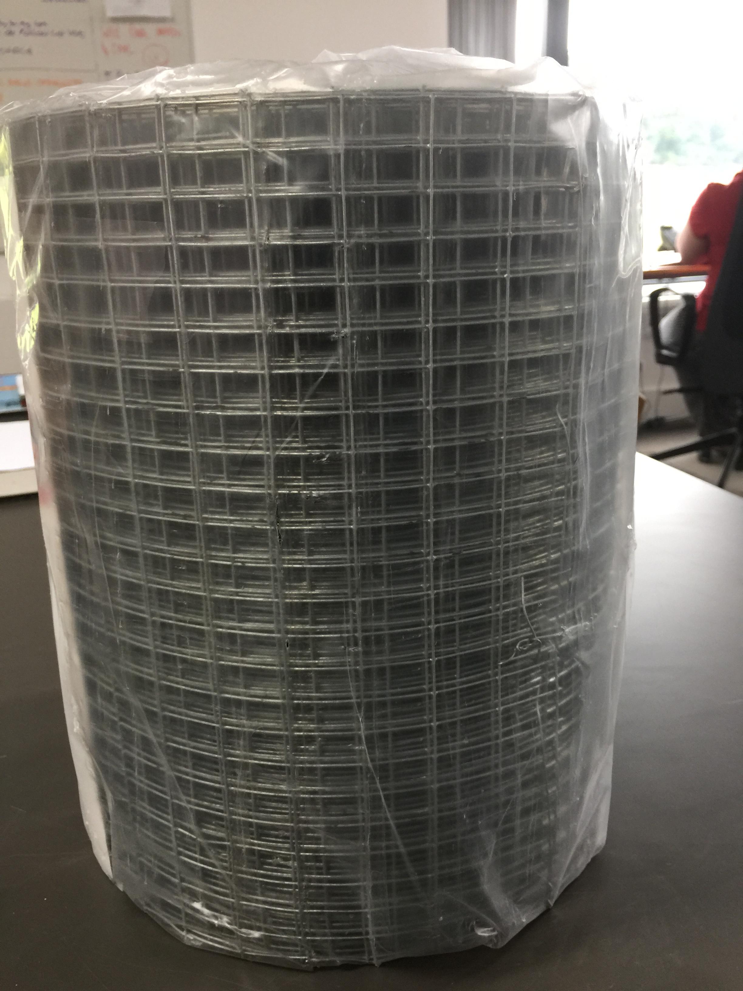 Galvanised Solar Weld Mesh Wire Rolls Enviroguard