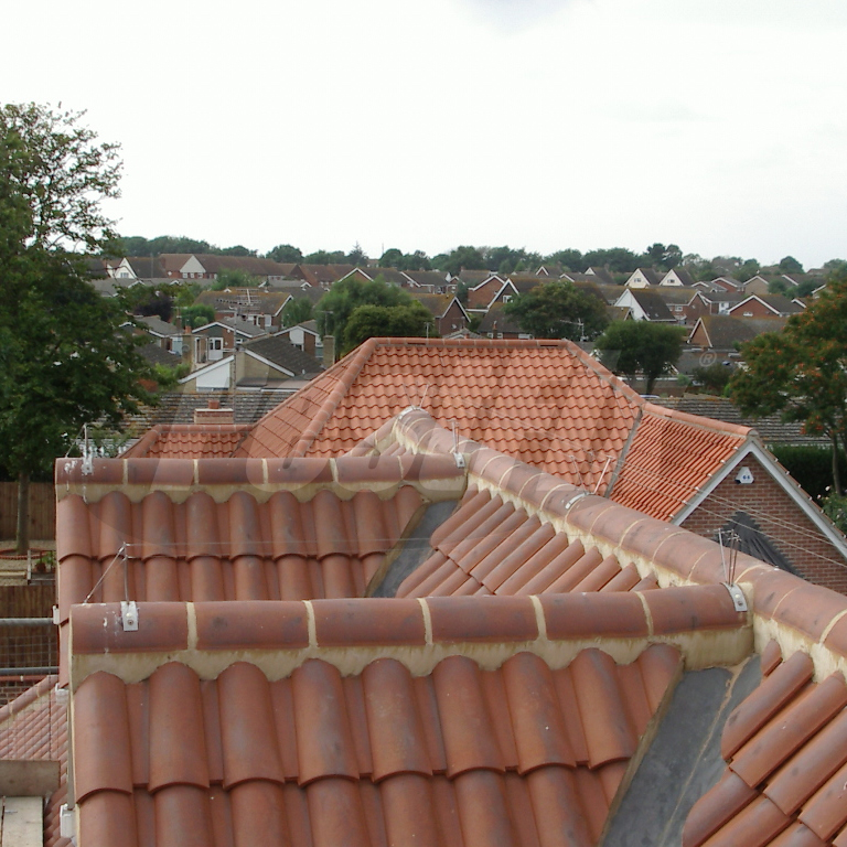 Pigeon Post And Wire Kits For Half Round Ridge Tiles