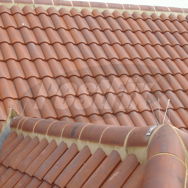 Roof Ridge Bird Spikes Bird Control By Industry Roofing