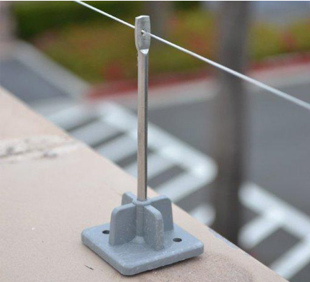 Pigeon Posts For Surface Mounting Enviroguard