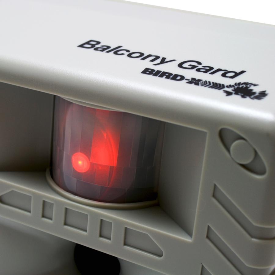 Balcony Guard Ultrasonic Bird Deterrent Enviroguard