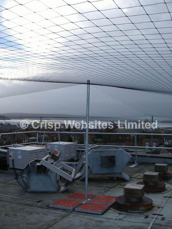 Corner Non Piercing Roof Mount Enviroguard